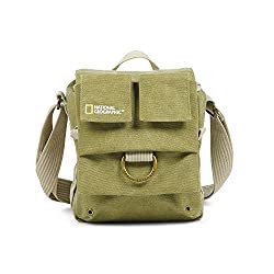 National Geographic NG 2344 Earth Explorer Mall Shoulder Bag