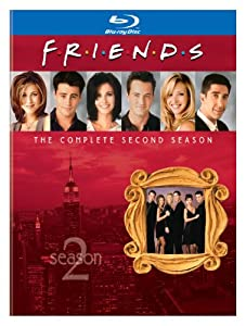 Friends: The Complete Second Season [Blu-ray] by Warner Home Video