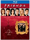 Friends: The Complete Second Season [Blu-ray] (Sous-titres français) [Import]