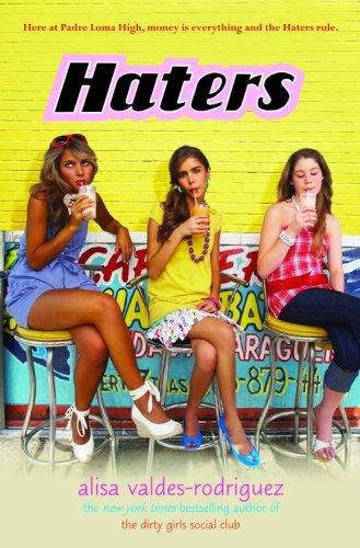 Haters by Alisa Valdez-Rodriguez