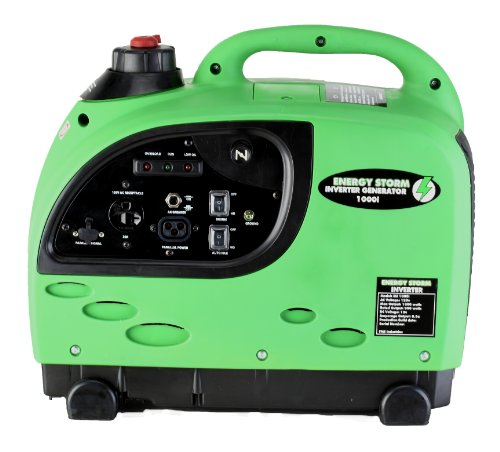Lifan Energy Storm Esi 1000I-Ca 1000 Watt 53Cc 4-Stroke Ohv Gas Powered Portable Inverter Generator (Carb Certified)