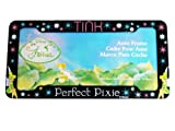 Plastic Glitter Automotive License Plate Frame - Disney Tinker Bell TINK Perfect Pixie