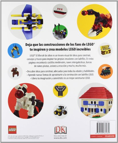 Lego. El Libro De Las Ideas