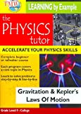 echange, troc Gravitation & Kepler's Laws of Motion [Import anglais]