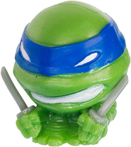 "Leonardo ~1.7"" Mashems Squishy Mini-Figure: Teenage Mutant Ninja Turtles x Mashems Series - 1"