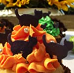 Halloween Cake Decorations - Edible W...