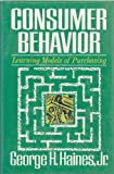 img - for Consumer behavior;: Learning models of purchasing book / textbook / text book
