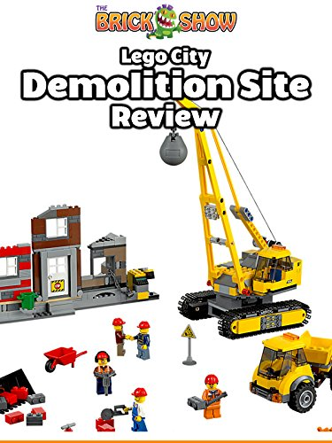 LEGO City Demolition Site Review (60076)