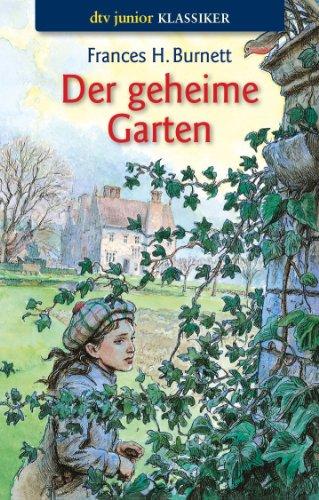 Buchseite und Rezensionen zu 'Der geheime Garten' von Frances Hodgson Burnett