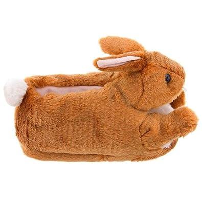 Bunny Slippers for Women Medium