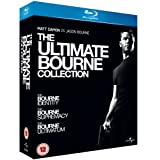 The Ultimate Bourne Collection [Blu-ray] [Region Free]by Franka Potente