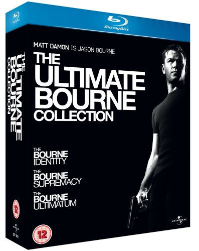 The Ultimate Bourne Collection [Blu-ra...
