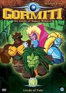 Gormiti Season 1 Volume 4 - Lords Of Fate [DVD]