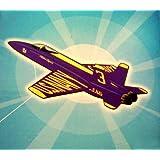 Blue Angels F/A 18 Hornet 3 D Super Sized Kite W/Bonus Triwinder And Flying Line