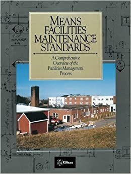 Means Facilities Maintenance and Repair Construction Cost Data 2007 14th ED