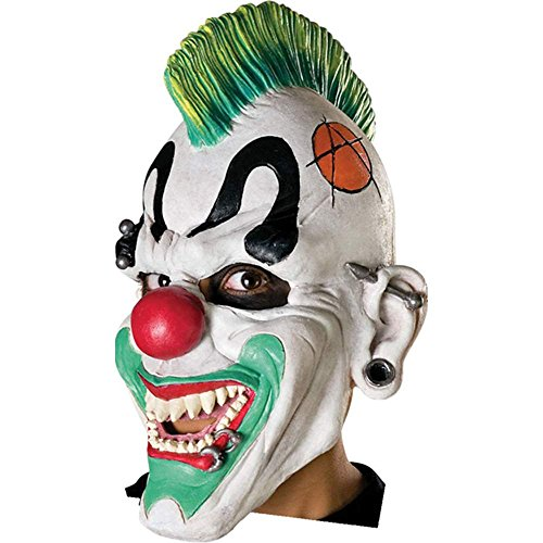 Punk'd Crazy Clown Child Mask