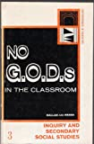 img - for No GODs in the Classroom (Controversies in education) book / textbook / text book
