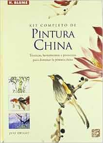 Caligrafia/ Skills,  the Chinese Painting (Spanish Edition): Jane