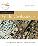 img - for Heritage of World Civilizations, The, Volume 1 (8th Edition) book / textbook / text book