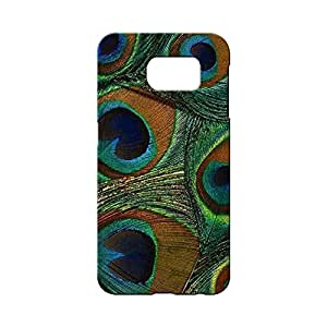 BLUEDIO Designer 3D Printed Back case cover for Samsung Galaxy S6 Edge Plus - G3659