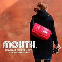 MOUTH カメラバッグ マウス バケットマウス MSB09012 (MSB09012-ORG)