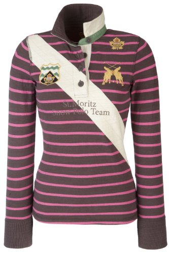 Joules Women's Covington Long Sleeved Polo