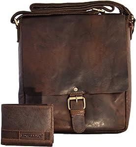 Rowallan Brown Shoulder Bag 111