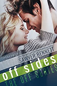 Off Sides by Sawyer Bennett ebook deal