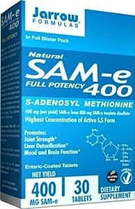 Sam-e 400 400 mg 30 Tabs