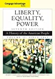 img - for Cengage Advantage Books: Liberty, Equality, Power: A History of the American People, Volume 2: Since 1863 book / textbook / text book