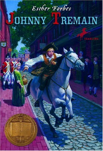 Johnny Tremain cover image