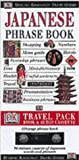 Japanese Travel Pack (Travel Guide Phrase Packs) (0751311499) by Dorling Kindersley