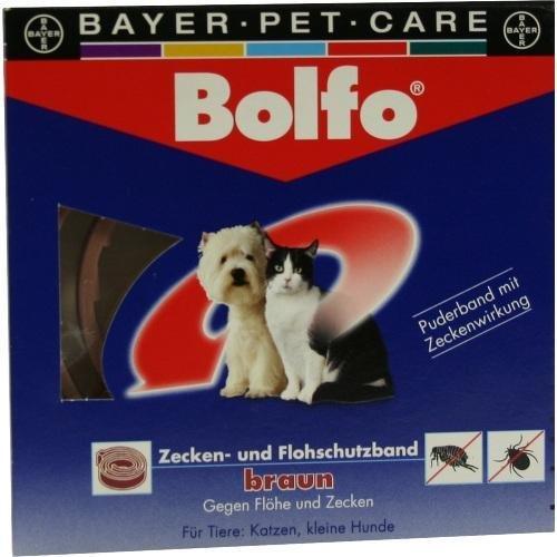 Artikelbild: Bolfo 81282014 Flohschutz Band fÃ1/4r Katzen und kleine Hunde, 35 cm