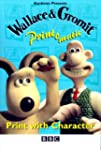 Wallace & Gromit Print O Matic
