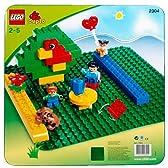 レゴ (LEGO) デュプロ  基礎板(緑) 2304