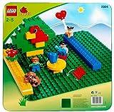 レゴ エクスプロア デュプロ 基礎板 緑 2304