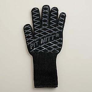 .com : Pit Mitt Grilling Glove - World Market : Patio, Lawn & Garden