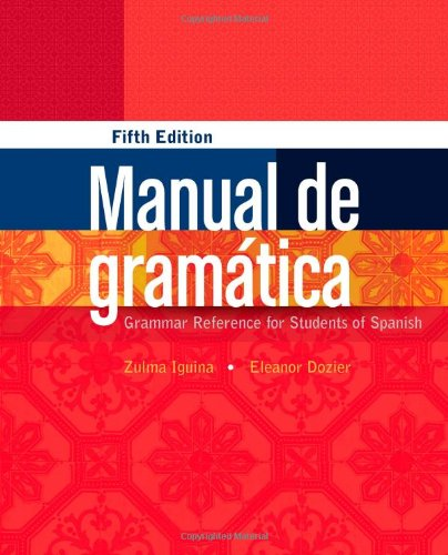 Manual de gramática