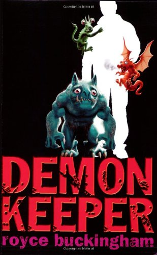 Cover of Demonkeeper