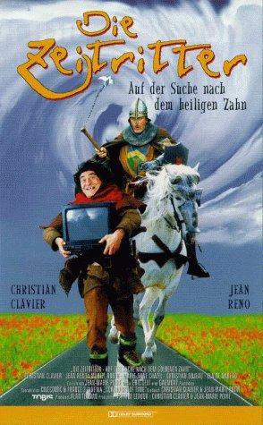 Die Zeitritter - Auf der Suche nach dem heiligen Zahn [VHS]