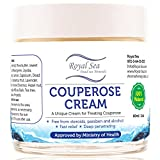 Royal Dead Sea Broken Capillaries Face Cream, Redness Relief, Couperose and Rosacea Treatment Natural Skin Care Product 2 Oz / 60 Ml