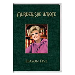 Murder, She Wrote: Season 5