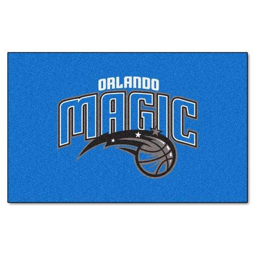 FANMATS NBA Orlando Magic Nylon Face Ultimat Rug Fanmats Floormats autotags B00BAJ4RPE