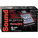 Creative Sound Blaster X-Fi XtremeGamer Fatal1ty Pro Series Sound Card ( 70SB046A00000 )
