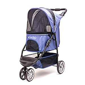 Walkin' Three Wheel Pet Stroller