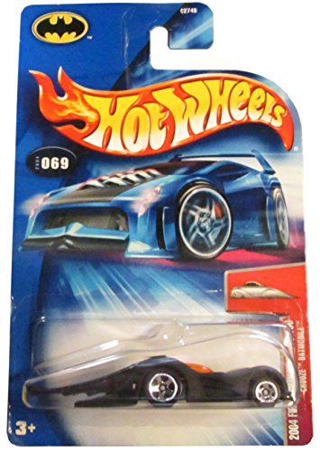 Hot Wheels 2004 First Editions Batman Crooze Batmobile #069 - 1