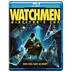 Watchmen (Director's Cut) (Amazon Digital Bundle + BD-Live) [Blu-ray]