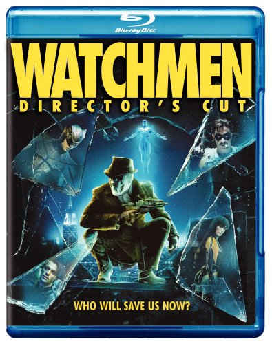Watchmen [Unrated Director's Cut] / Хранители (2009)
