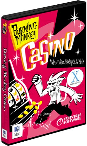 Burning Monkey Casino - MacB00009K780