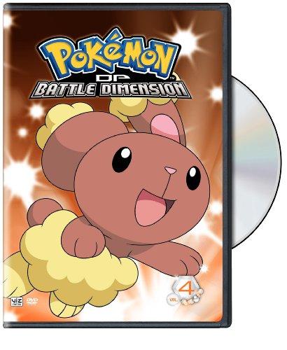 Pokemon: Diamond & Pearl Battle Dimension 4 [DVD] [2009] [Region 1] [US Import] [NTSC]